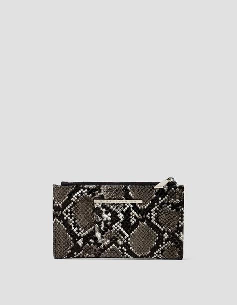 basic purse black bag