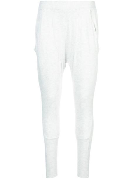 Thomas Wylde - Pumice trousers - women - Spandex/Elastane/Rayon - XS, Grey, Spandex/Elastane/Rayon
