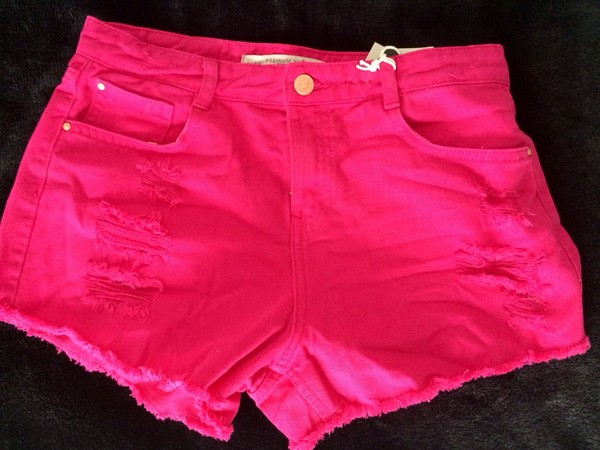 shorts pink barbie short pink short cute