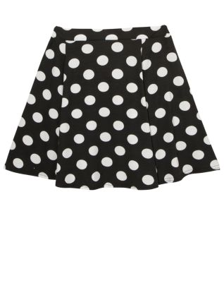 Make this polka dot skater skirt more tough by wearing it with a leather jacket and our Polka Dot Crop Top. Remember Skater Skirts are Close Beginning of a dialog window, including tabbed navigation to register an account or sign in to an existing account.