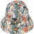 Maison Michel - floral bucket hat - women - Cotton - S, Cotton