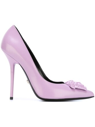 pumps purple pink shoes