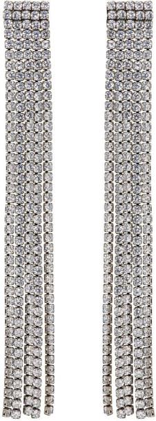 Marc Jacobs earrings silver jewels