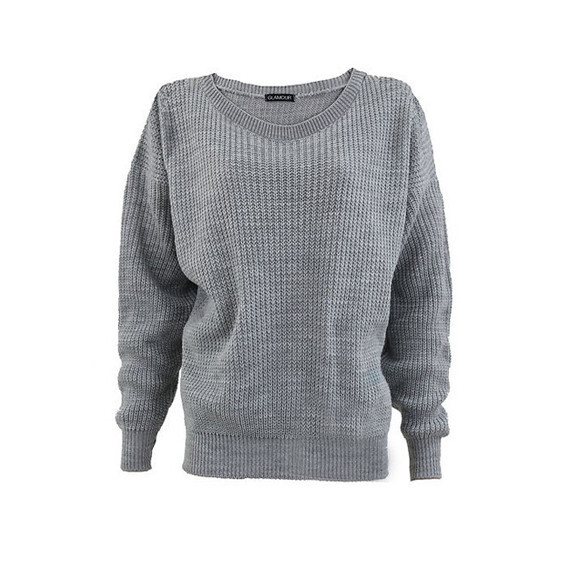 Knitted oversized sweater – sirenlondon