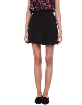 BASIC SKATER SKIRT - SKIRTS - WOMAN -  PULL&BEAR Greece