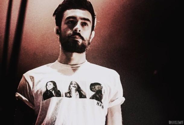 shirt alana haim t-shirt danielle haim este haim