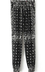 Bandanna trousers