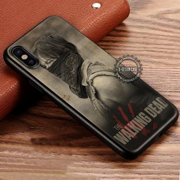 the walking dead cover iphone