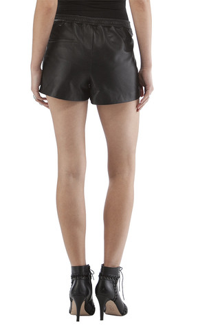 Silk & Embroidered Lace Shorts for Women | CYNTHIA VINCENT