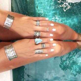 jewels bagues argent