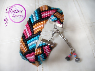 jewels handmade bracelet friends charm bracelet colorful bracelets handmade colorful bracelets