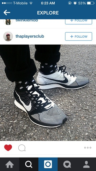 shoes black white black and white black and white sneakers nike nike black and white shoes nike running shoes optical