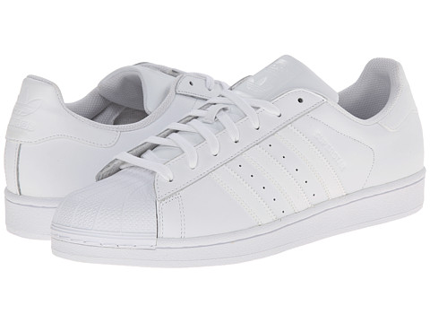 Adidas originals Originals White Superstar 80s Sneakers With Rose