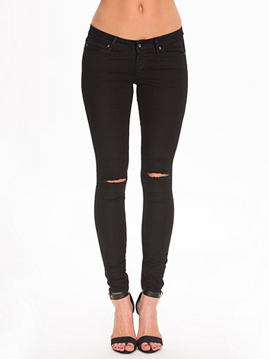 Slim Black 0102733 Jeans, Cheap Monday