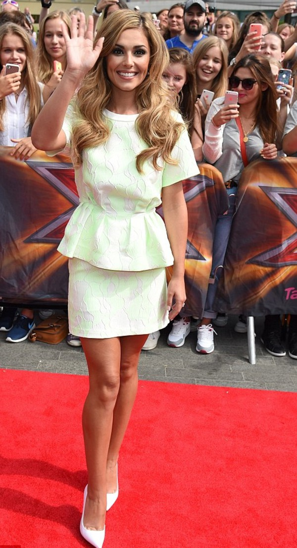 top skirt cheryl cole shoes