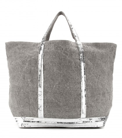 mytheresa.com -  Cabas Large linen shopper - Shoppers - Bags - Luxury Fashion for Women / Designer clothing, shoes, bags
