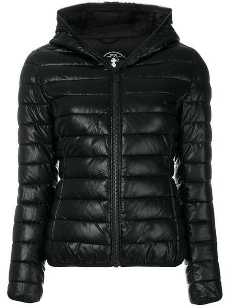 Save The Duck jacket puffer jacket women black
