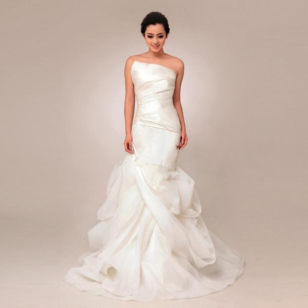 dress, wedding dress, bridal gown, wedding gowns, prom dress ...