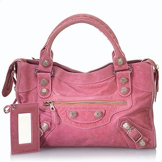 bag pink bag balenciaga bag pink pink bags sunmer outfit
