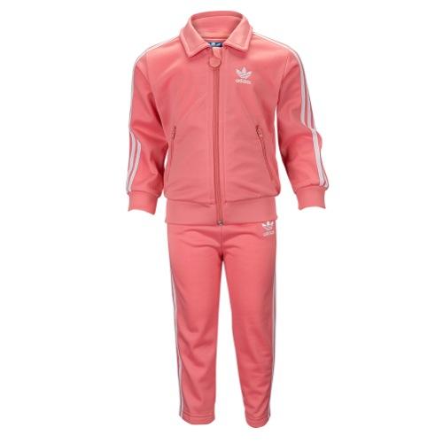 3d63615805b01 adidas Originals Firebird Tracksuit - Girls  Toddler at Eastbay