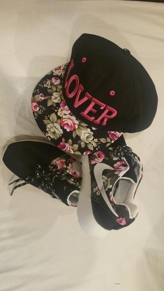 hat urban roses dope