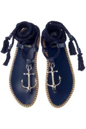 shoes sailor pintrest anchor anchors anchor shoes sandals navy