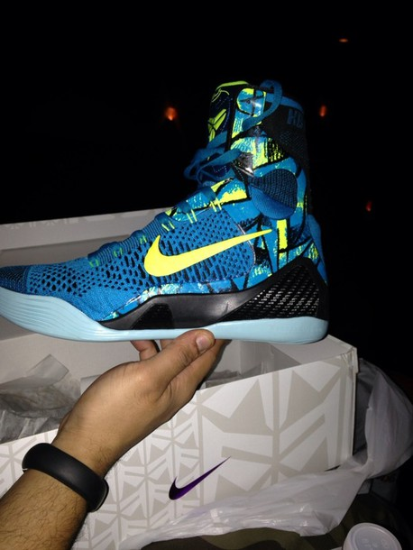 kobe bryant 9 shoes