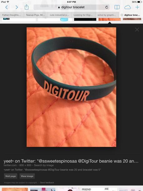 jewels Digitour bracelets