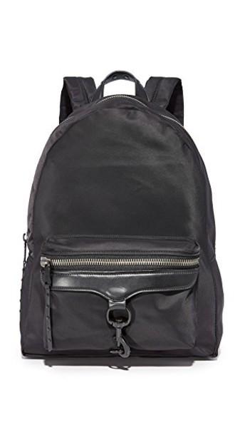 Rebecca Minkoff Always On MAB Backpack in black