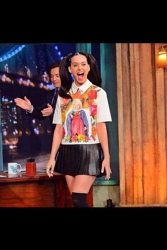 blouse katy perry collar