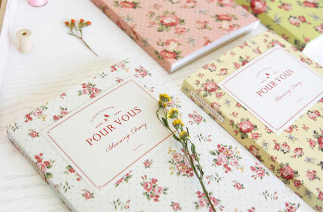 Blooming diary