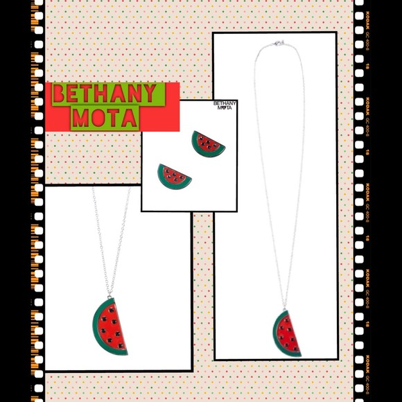 Bethany Mota - Bethany Mota Watermelon Set from Shopaholic502's closet on Poshmark