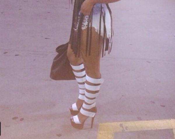 shoes heels straps stilettos open toes