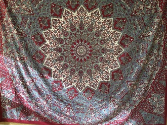 home accessory tapestry wall tapestry round mandala tapestries
