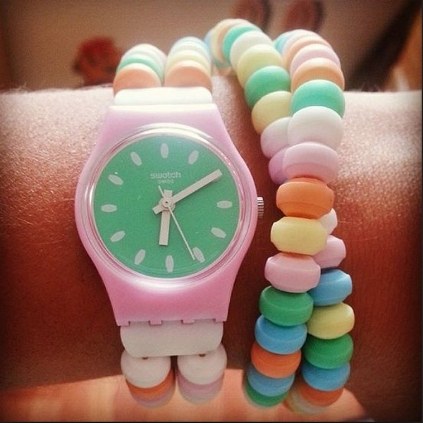 jewels candy watch