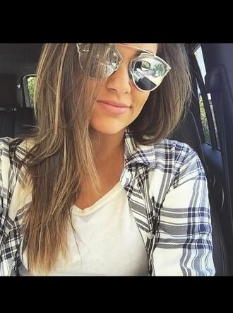 sunglasses bethany mota mirrored sunglasses summer accessories