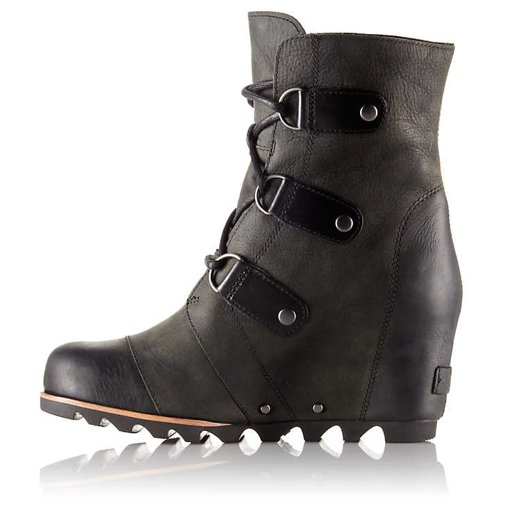 women s joan of arctic wedge mid boot