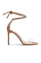 shoes,nude,nude shoes,sandals,sandal heels,clear,pvc