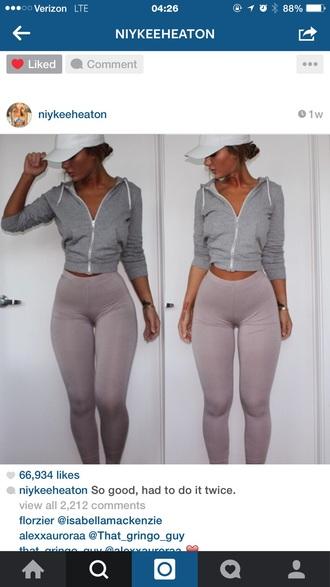 leggings niykee heaton pants niykee heaton niykeeheaton high waisted leggings high waisted pants