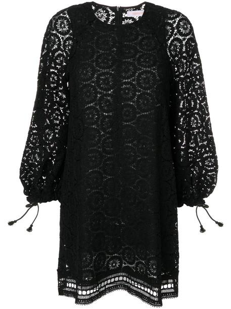 embroidered women cotton black romper