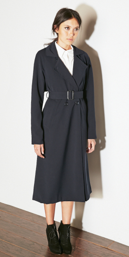 The Reformation :: CLOTHES :: OUTERWEAR :: SCARAB TRENCH