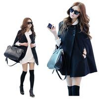 Poncho cape coat · nekori · asia style!