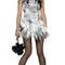 'til death do us part zombie bride costume