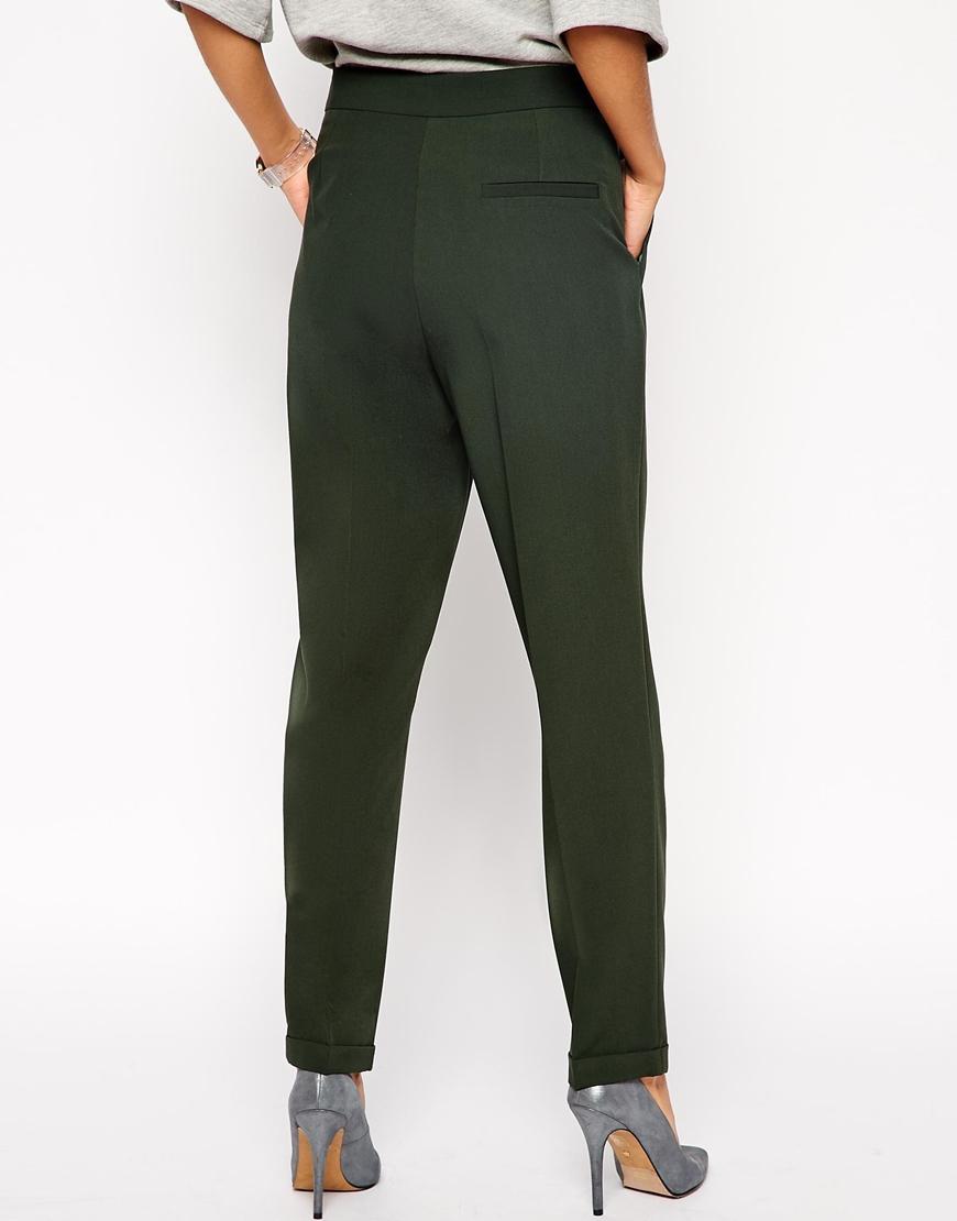 ASOS Peg Trousers at asos.com