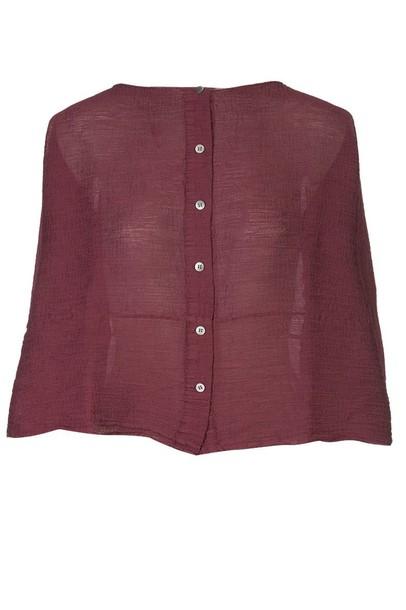 Issey Miyake cardigan cardigan sweater