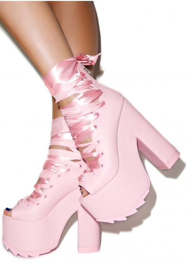 Y.r.u. ballet bae platforms