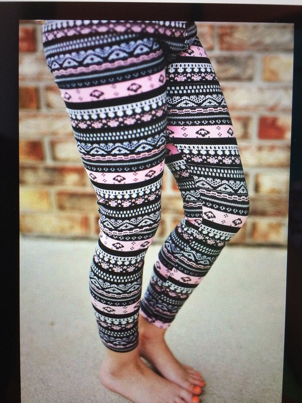 leggings kids fashion