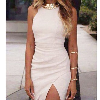 dress classy central classy elegant white dress white fashion mini mini dress short dress asymmetrical asymmetrical dress beautiful trendy trending dress gorgeous dress gorgeous sexy chic summer summer dress style stylish fashionista girly cute all white .. feeling godly