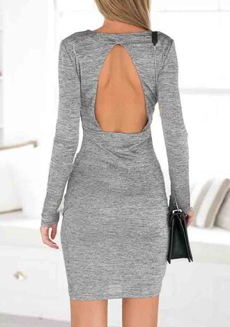 dress grey v neck grey v neck dress long sleeve dress long sleeve lace dress long sleeve prom dress long sleeve maxi dress high waisted shorts high waisted backless dress black backless dress white backless dress long white backless dress backless dress prom