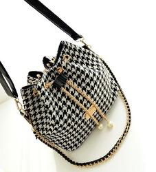 Online Shop 2014 New Women Handbag National Trend Bohemia Style Print Chain Drawstring Bucket Bag Women Messenger Bag 4 colors|Aliexpress Mobile